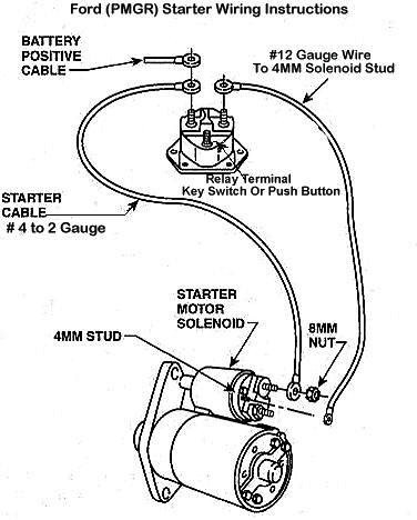 79 Cadillac Starter Solenoid Wiring Diagram on 1977 corvette starter wiring diagram