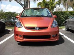 theskytraveler 2008 Honda Fit