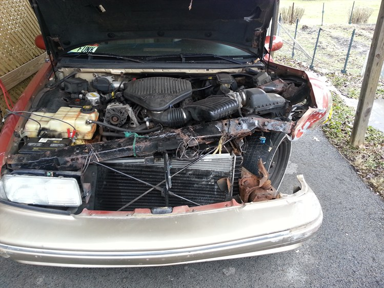 1996 Caprice LT1 Project Car - 16128080