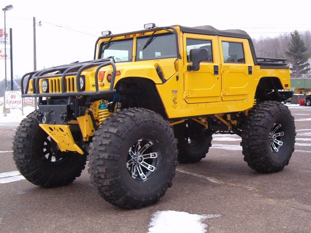 Another Jafab 1999 Hummer H1 post... - 2792487