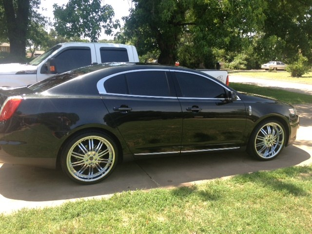 Mrdla5150 2009 Lincoln Mks Specs Photos Modification Info At Cardomain