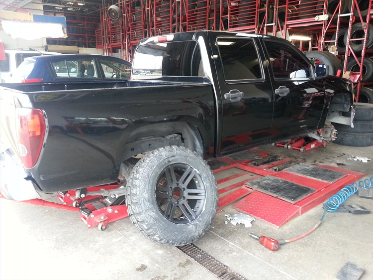 Another Fast Star 2007 Chevrolet Colorado Crew Cab post... - 16208047
