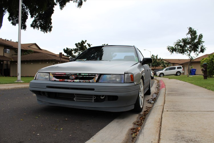 Another littlesteez 1991 Subaru Legacy post... - 16058038