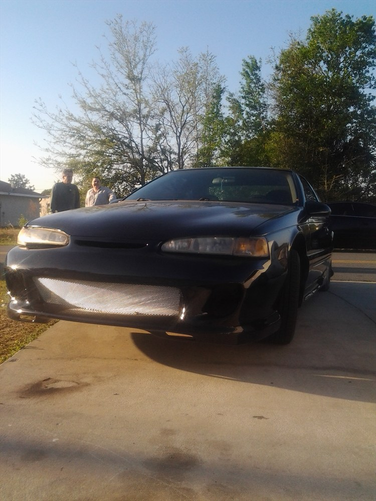 thed4rkstorm's 1997 Ford Thunderbird