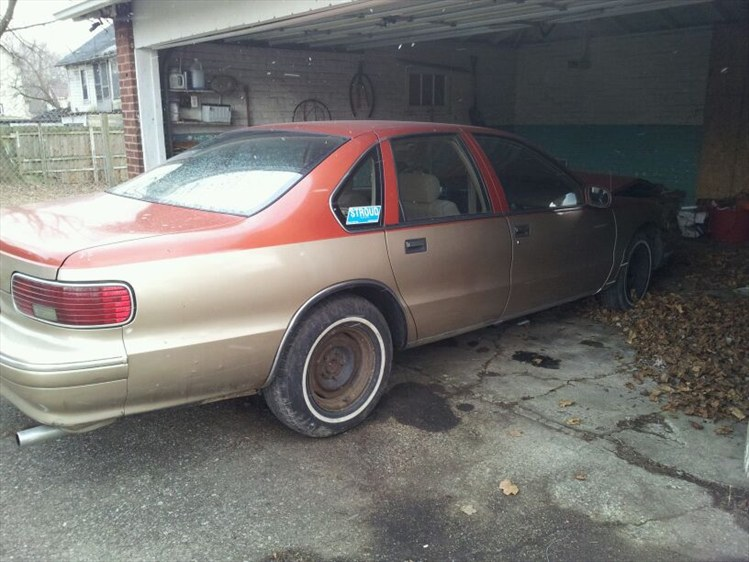 1996 Caprice LT1 Project Car - 16128079