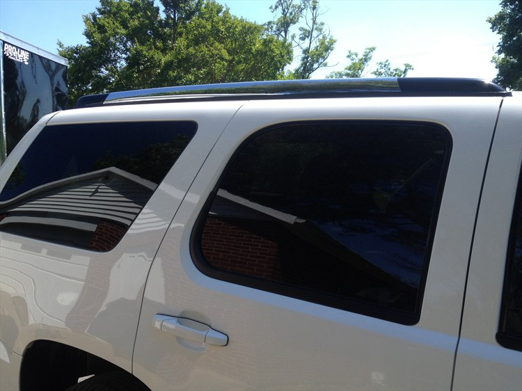 Chrome Escalade Roof Rack - 16229059