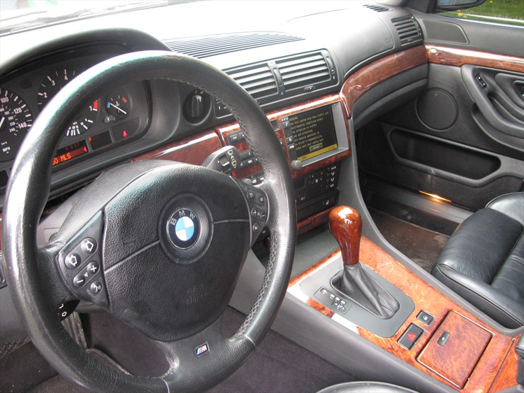 2000 BMW 740i M-Technick Package - 16051100