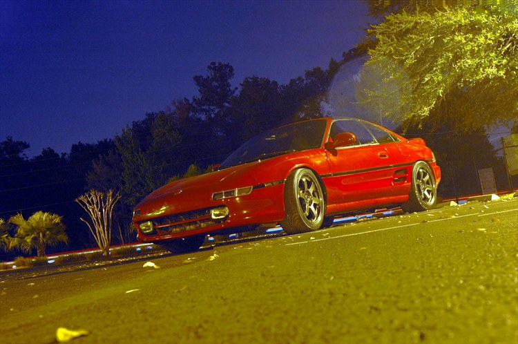dangelophoto's 1991 Toyota MR2