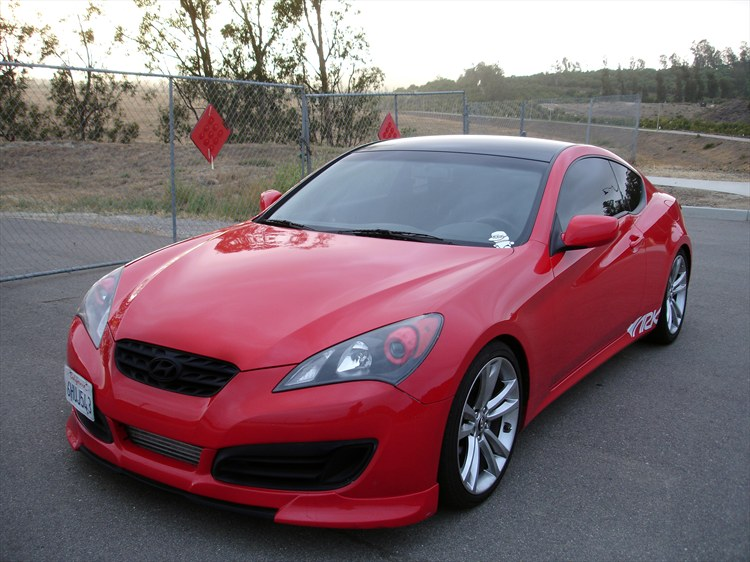 Another TsukubaCoupe 2010 Hyundai Genesis Coupe post... - 16211153