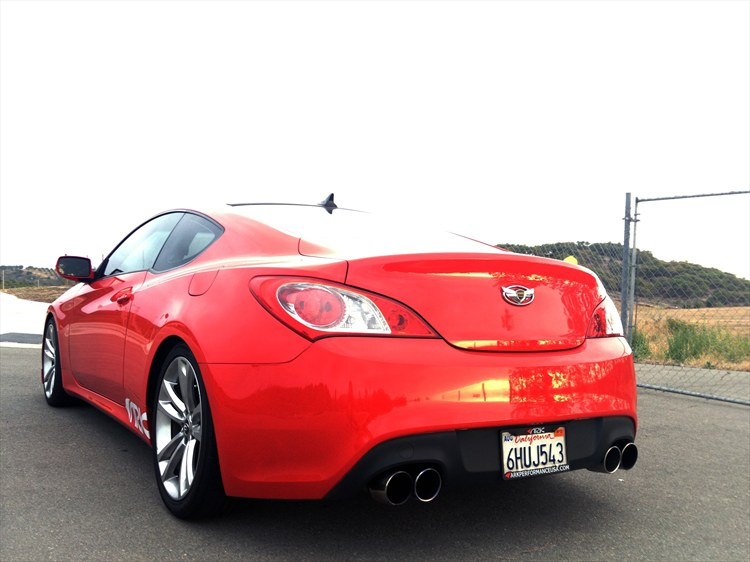Another TsukubaCoupe 2010 Hyundai Genesis Coupe post... - 16211155