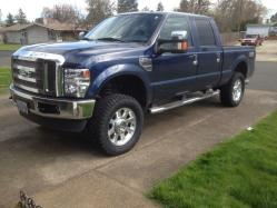 Kahler 2010 Ford F250 Super Duty Crew Cab