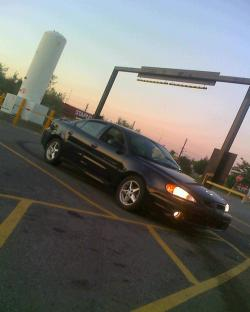 DeRevHeartz 1999 Pontiac Grand Am