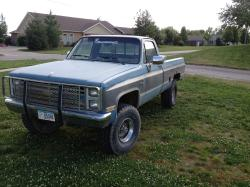 browning87chevy 1987 Chevrolet Silverado (Classic) 1500 Regular Cab