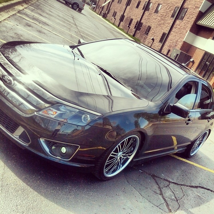 Another Blanchardrs 2011 Ford Fusion post... - 16322118