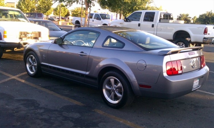 Yuba City Nissan >> F0NVILLE's 2006 Ford Mustang Coupe 2D in Yuba City, CA