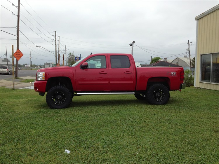 2013 lifted RED MAN - 16243199