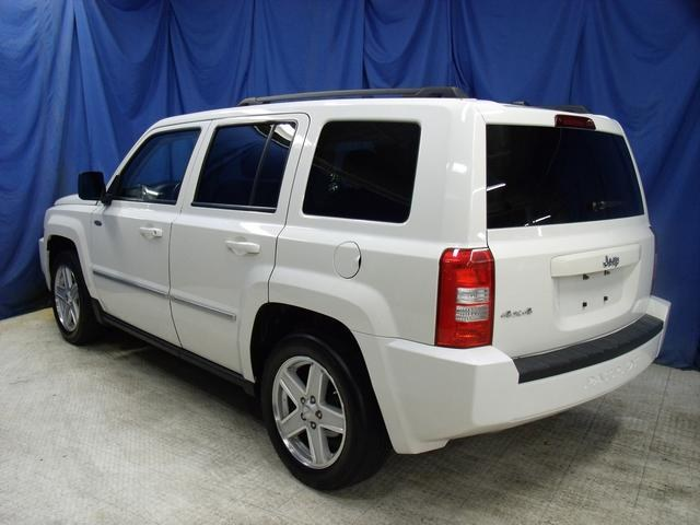 Chunkysoup3088 2010 Jeep Patriotlimited Sport Utility 4d