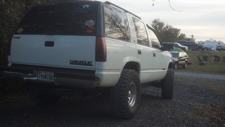 Another Philholmesduh 1998 Chevrolet Tahoe post... - 16104163