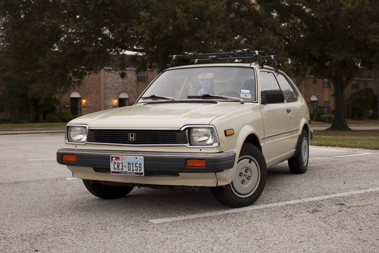 veggie 1983 Honda Civic