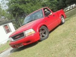 1995 Chevrolet S10-Regular-Cab