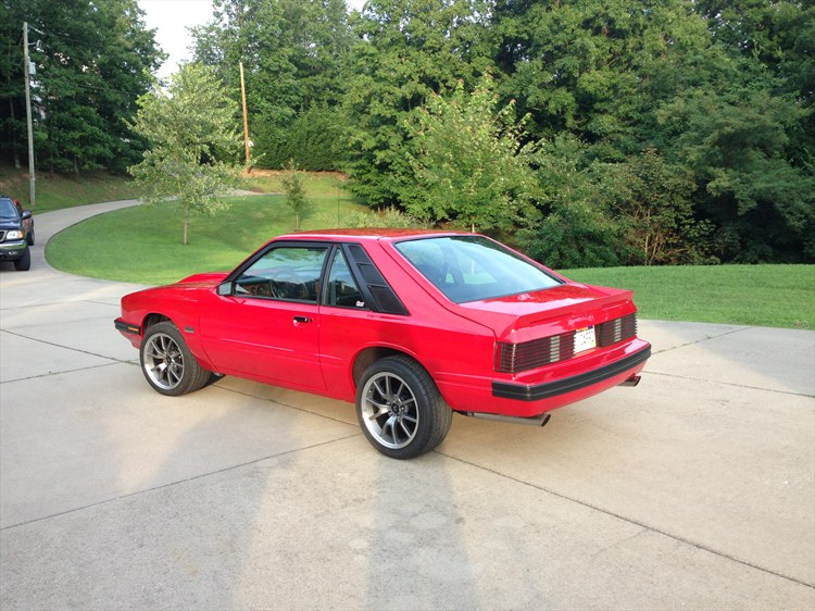 Restored81 1981 Mercury Capri 16285130