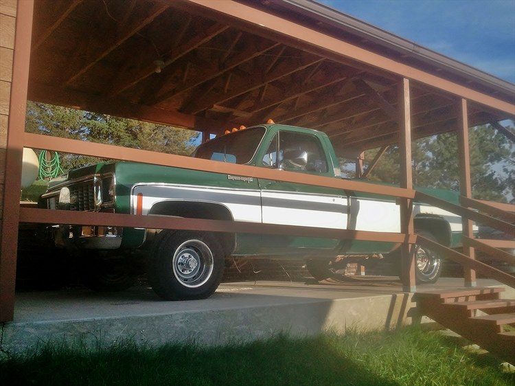 Another c10king73 1973 Chevrolet Cheyenne post... - 16335183
