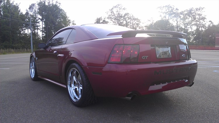 Another I-AINT-GOT-IT 2004 Ford Mustang post... - 16075164