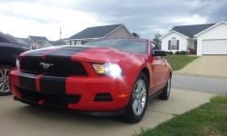 Curtin1991 2012 Ford Mustang