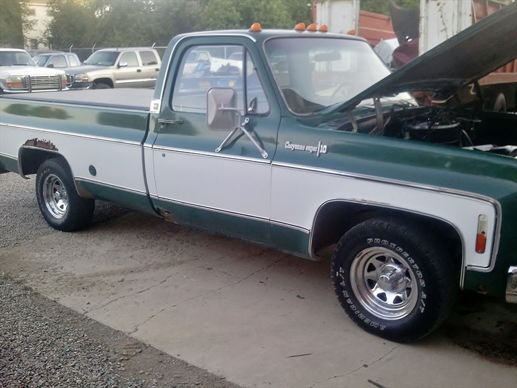 c10king73 1973 Chevrolet Cheyenne 16335146