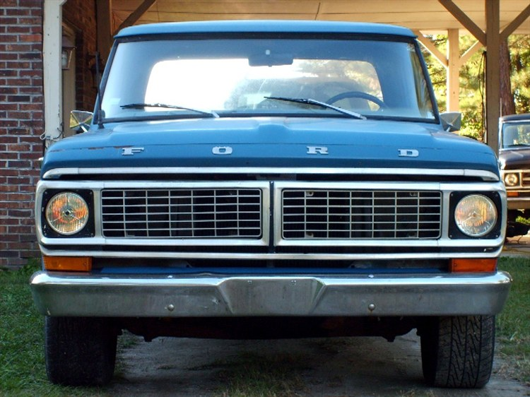 myles1990 1970 Ford F150 Regular Cab