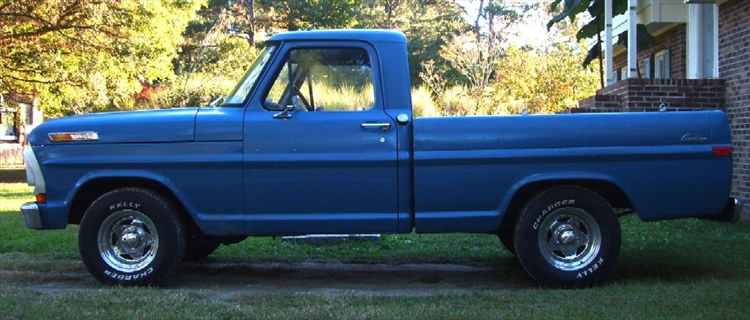 myles1990 1970 Ford F150 Regular Cab 16006101