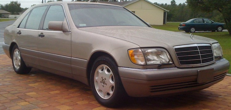 1995 mercedes S500 for sale 4200$ or Best offer - 16136177
