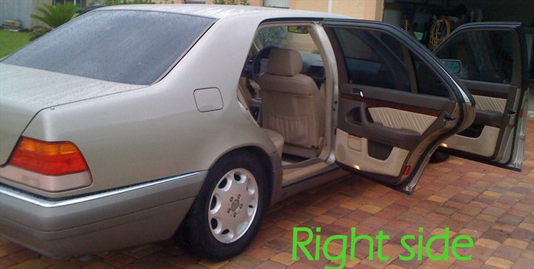 1995 mercedes S500 for sale 4200$ or Best offer - 16136178
