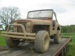 bjsilbernagel 1973 Jeep CJ5