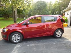 FORD826 2012 Chevrolet Sonic