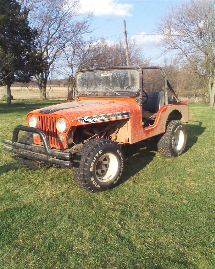 Bjsilbernagel 1973 Jeep CJ5 Specs, Photos, Modification