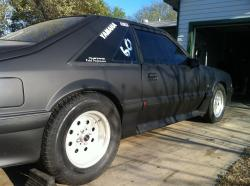 541DUSTY 1988 Ford Mustang