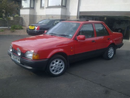 1988 Ford Orion as bought. - 16368132