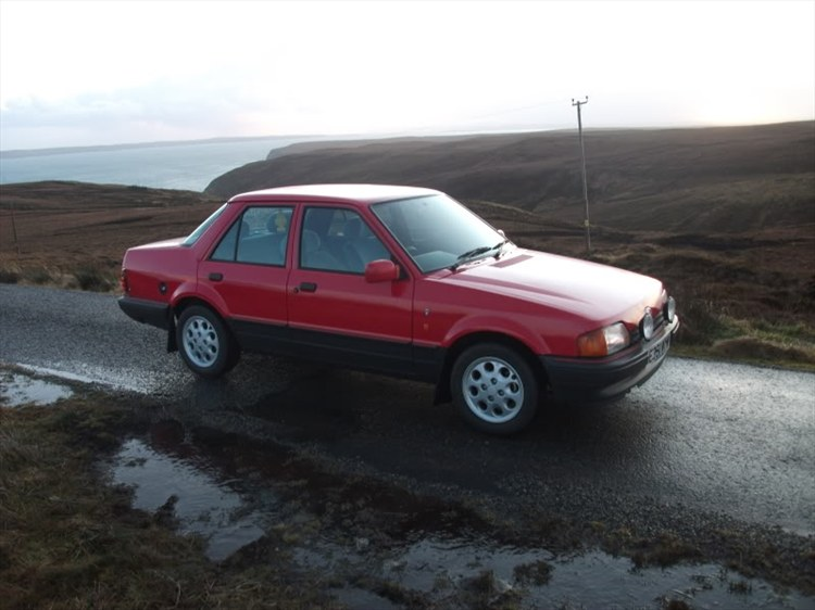 1988 Ford Orion as bought. - 16368133