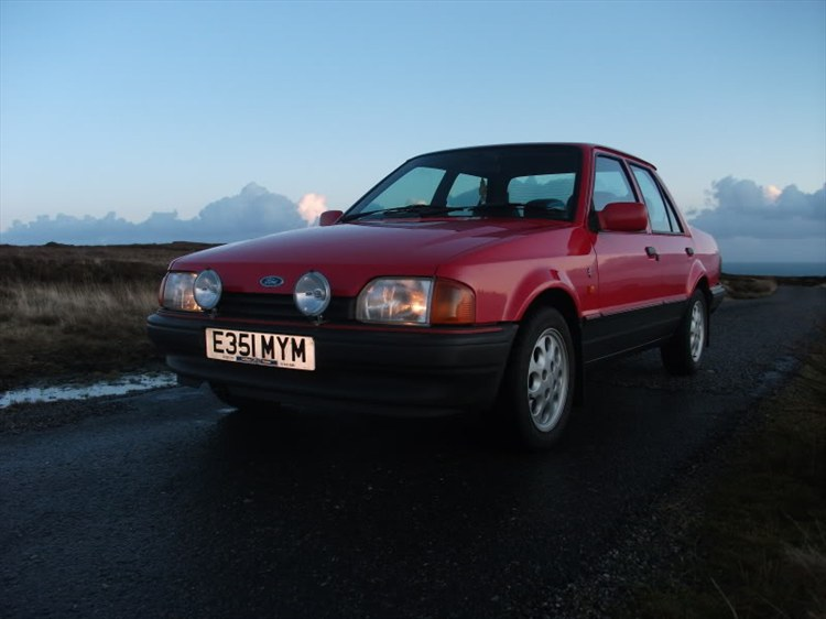 1988 Ford Orion as bought. - 16368134