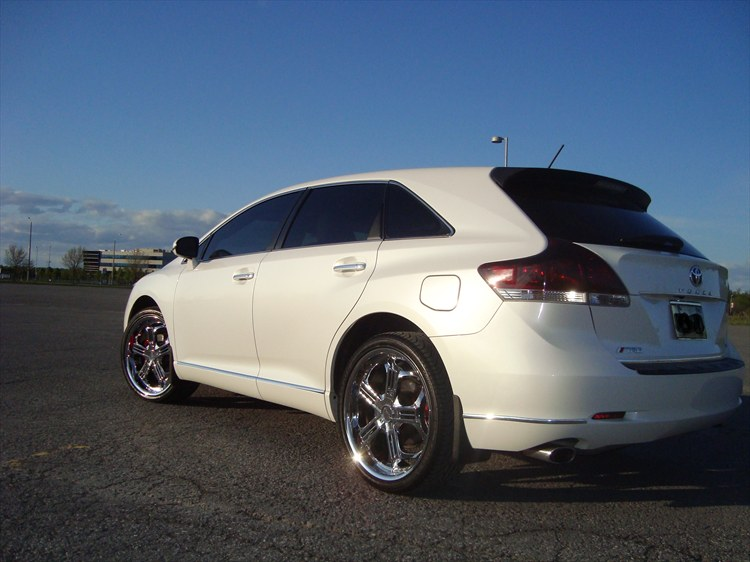 Has Anyone Put Some 22 S On Their Venza Page 6 Toyota