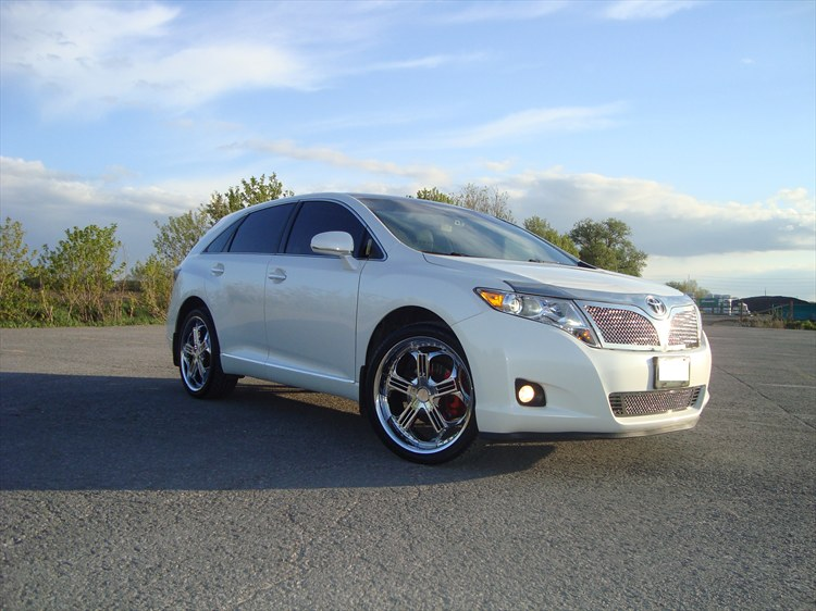 Has Anyone Put Some 22 S On Their Venza Page 6 Toyota Nation