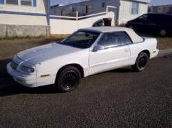 Mr LeBarons 1995 Chrysler LeBaron