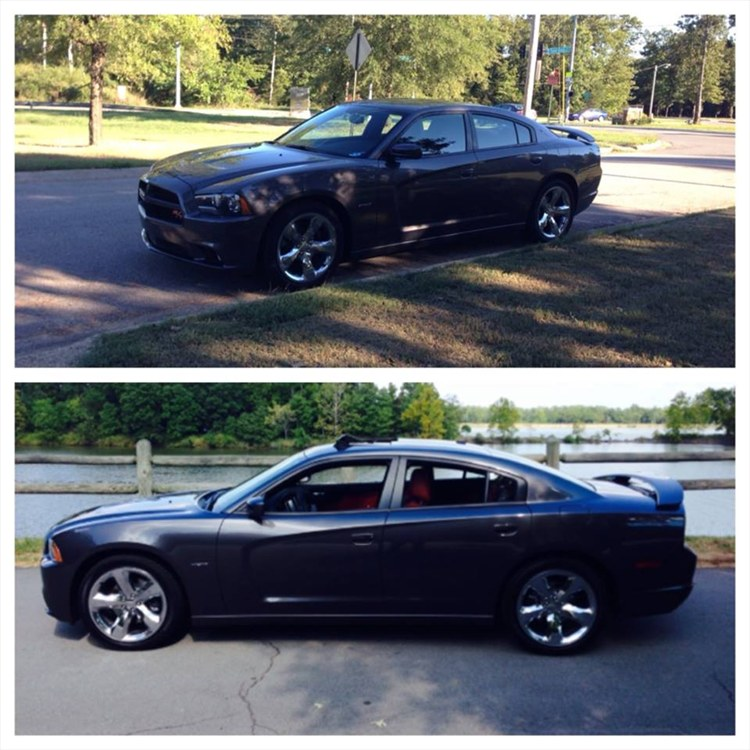 2014 DODGE CHARGER R/T ROAD AND TRACK - 221896