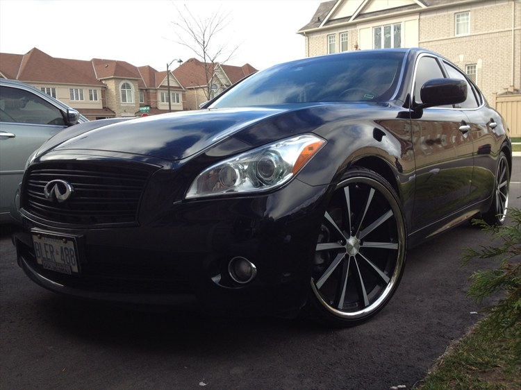 Another orena 2011 Infiniti M post... - 16139197