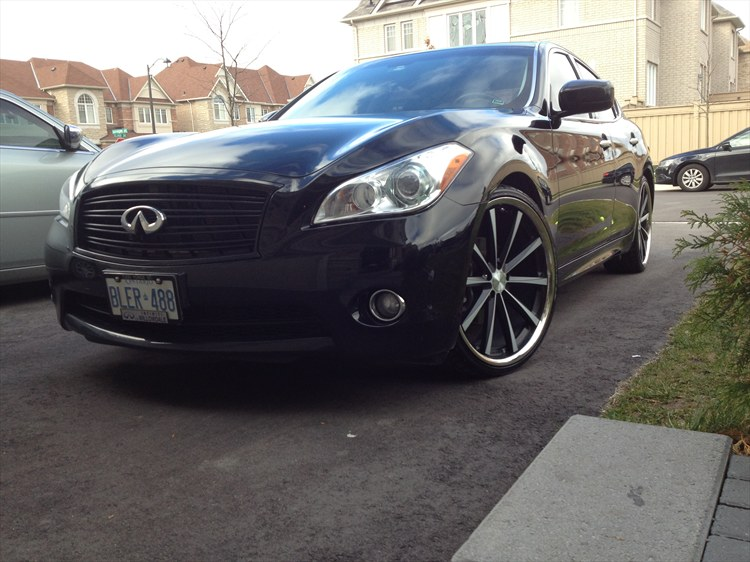 Another orena 2011 Infiniti M post... - 16139198
