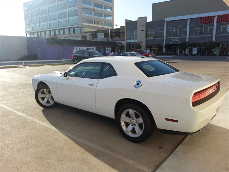 kingdchivers 2013 Dodge Challenger