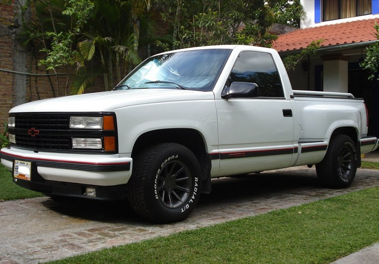 eliodoroteo 1990 chevrolet silverado 1500 regular cab specs, photos