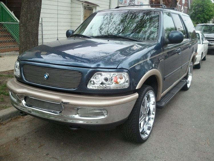 Calfreddy 1998 Ford Expedition Specs  Photos  Modification
