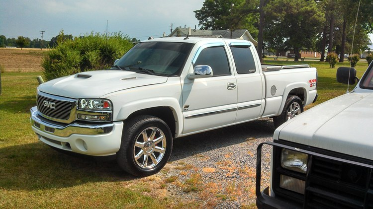 giterdunn 2005 gmc sierra 1500 extended cab specs photos modification info at cardomain. Black Bedroom Furniture Sets. Home Design Ideas